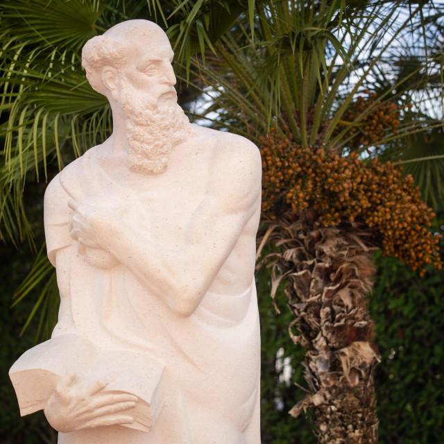Kip svetog Jeronima kipara Vene Jerkovića