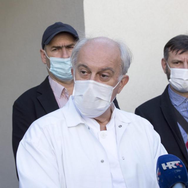 Klinika za interne bolesti kompletno je prebačena na Firule