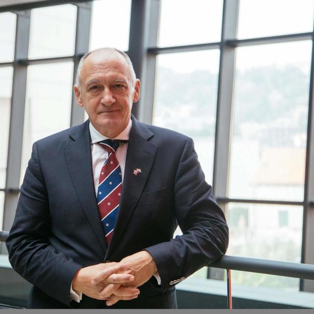 Tonči Peović, direktor Zračne luke Brač