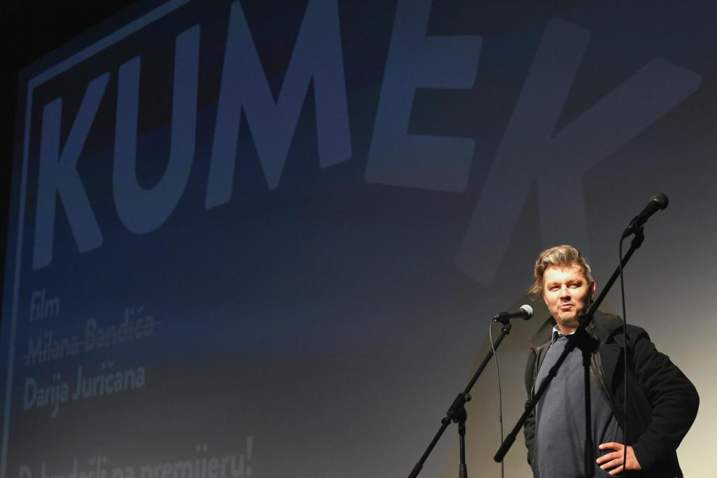 'Kumek' je tražena roba u kinima i u koronskim vremenima. Redatelj Dario Juričan na splitsku premijeru nije mogao doći<br />