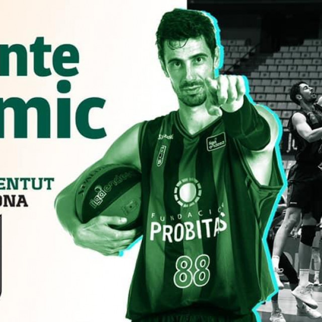 Ante Tomić (Joventut Badalona)