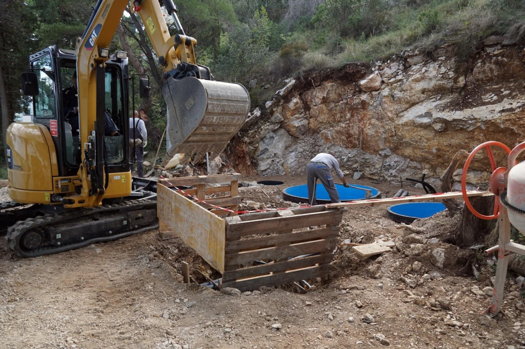 Vodovod Dubrovnik radi na komunalnoj infrastrukturi Lopuda