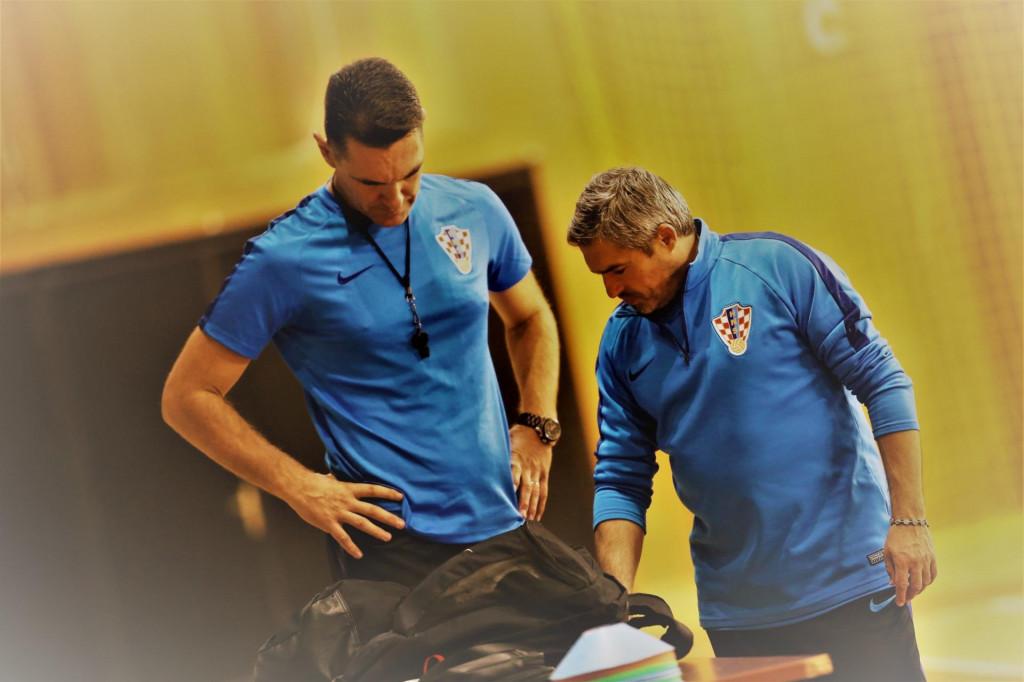 Mato Stanković i Marinko Mavrović foto: Tonči Vlašić