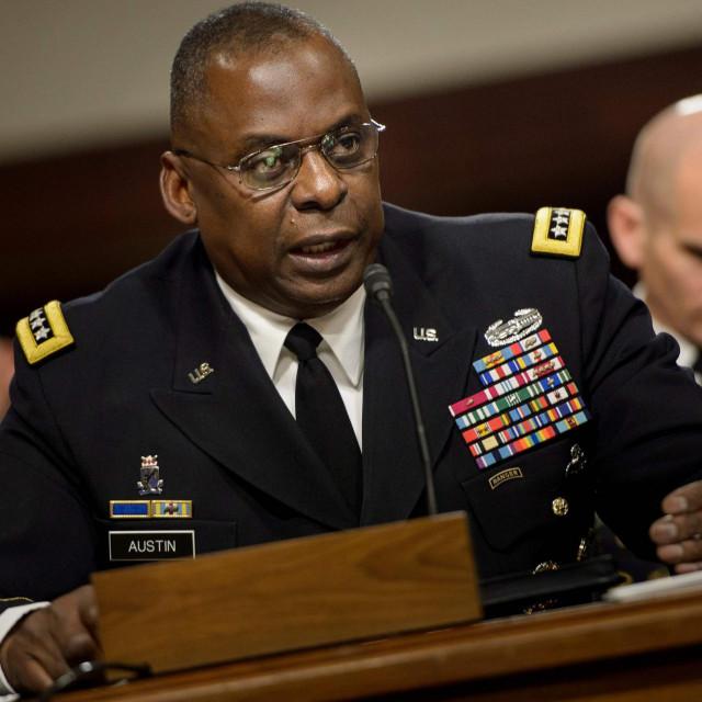 Lloyd Austin, general kopnene vojske SAD-a, ima iskustvo ratovanja u Iraku i Afganistanu