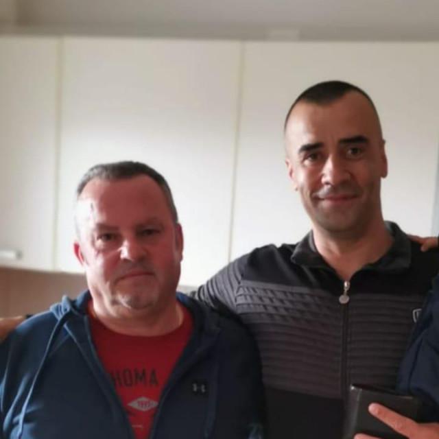 Ante Lučić Paraga i Zvonimir Dragun