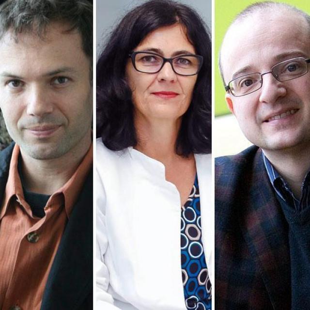 Petra Klepac, Nenad Ban, Andreja Ambriović Ristov, Igor Rudan, Branko Kolarić