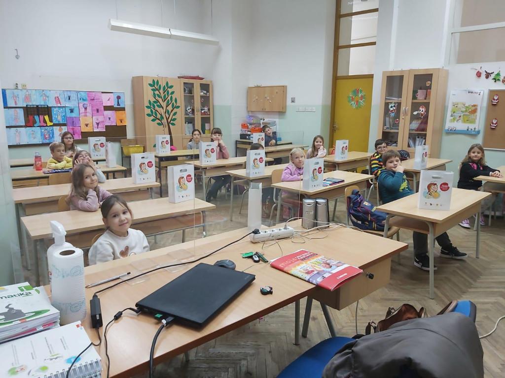 Medni dan u školi Fausta Vrančića