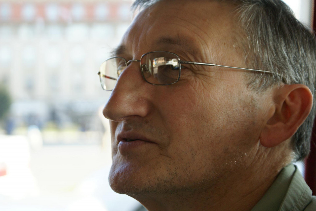 Naš novinar Braco Ćosić, dopisnik iz imotskog