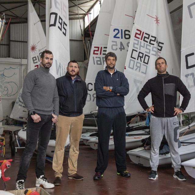 Ivan Kljaković-Gašpić, Luka Pezelj, Goran Martinović Orca i Filip Jurišić pokrenuli su niz dobrih projekata