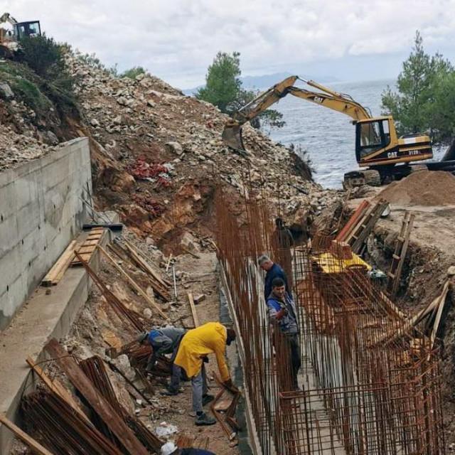 Gradi se kanalizacijski sustav Lopuda