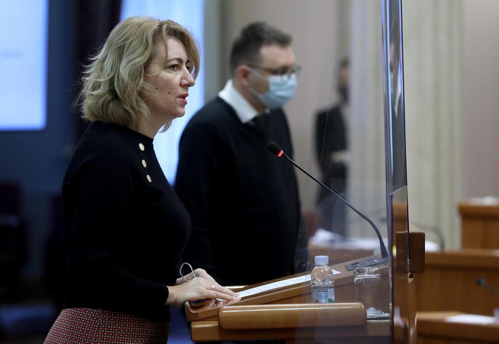 Zastupnica Dragana Jeckov-Vidaković