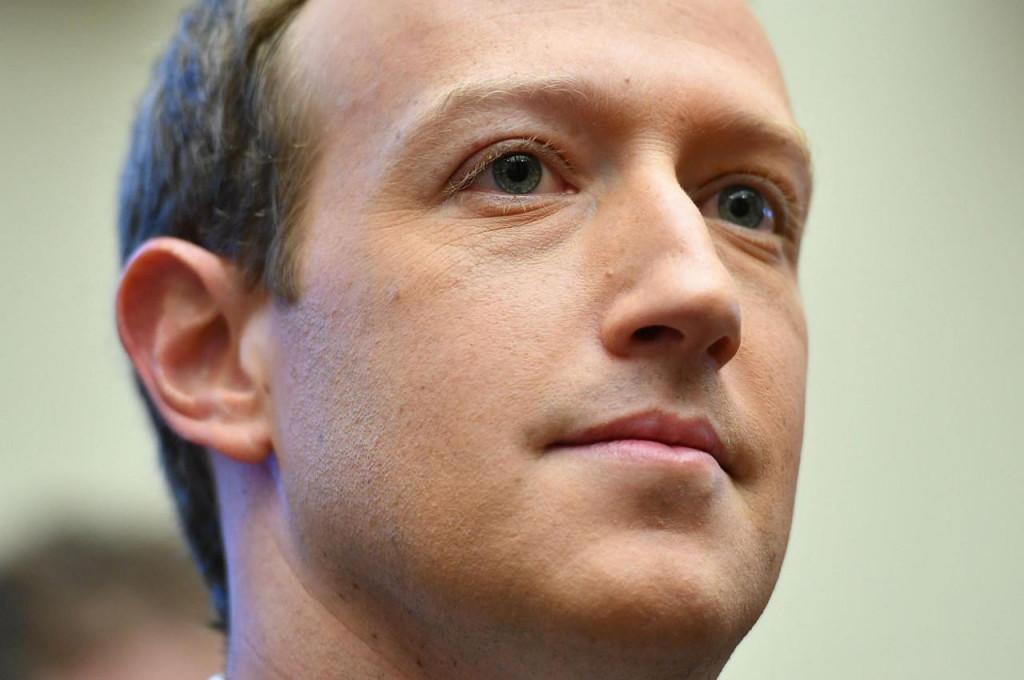 Osnivač Facebooka Mark Zuckerberg<br /> Mandel Ngan/AFP