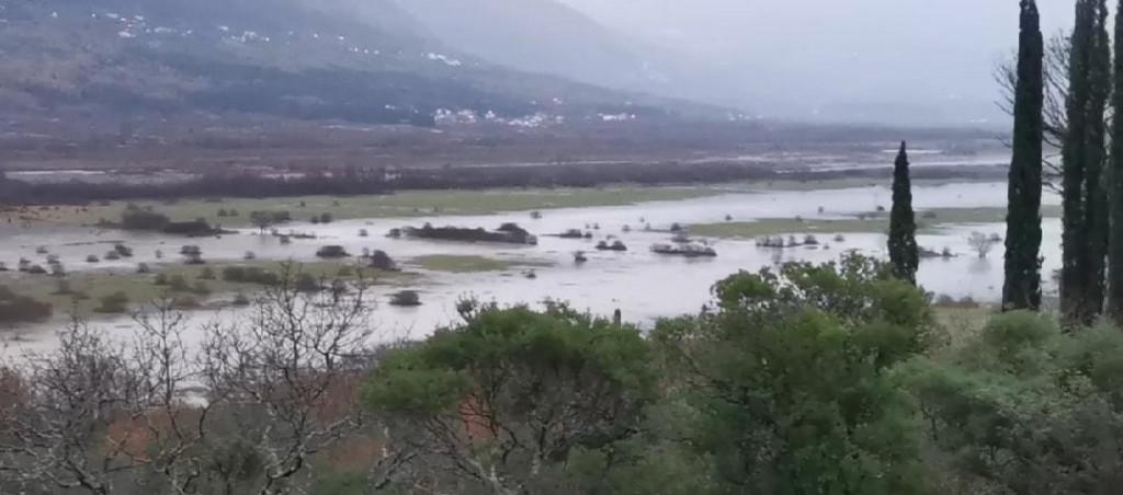 Poplavljeno Konavosko polje