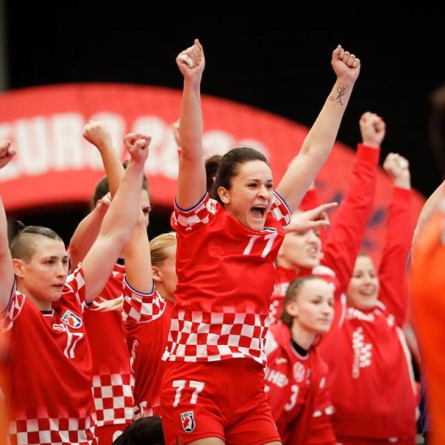 Čudesna Hrvatska niže pobjede na EP-u foto: Jozo Cabraja/kolektiff