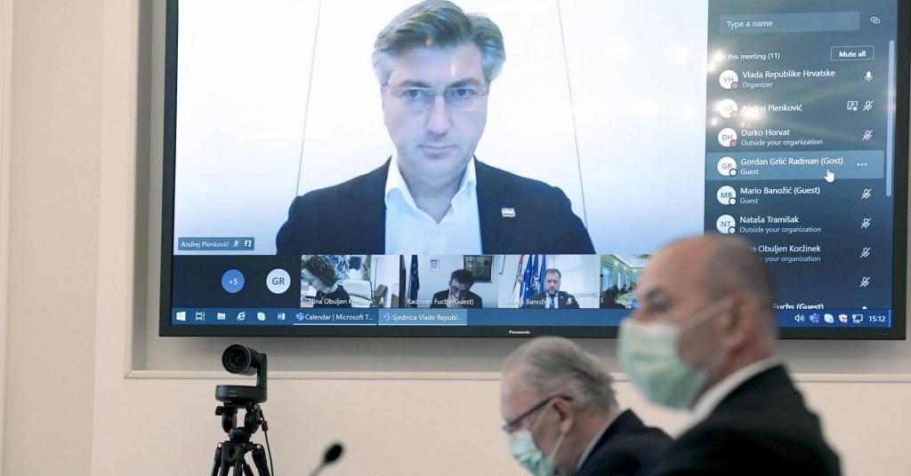 Premijeru Plenkoviću produžena samoizolacija