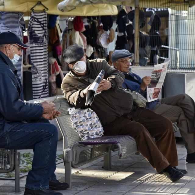 Umirovljenici<br />