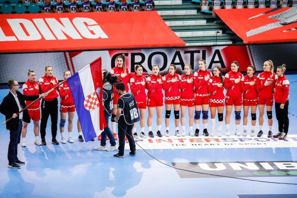 Hrvatska rukometna reprezentacija na EP-u u Danskoj 2020. godine foto: Stanko Gruden/kolektiff
