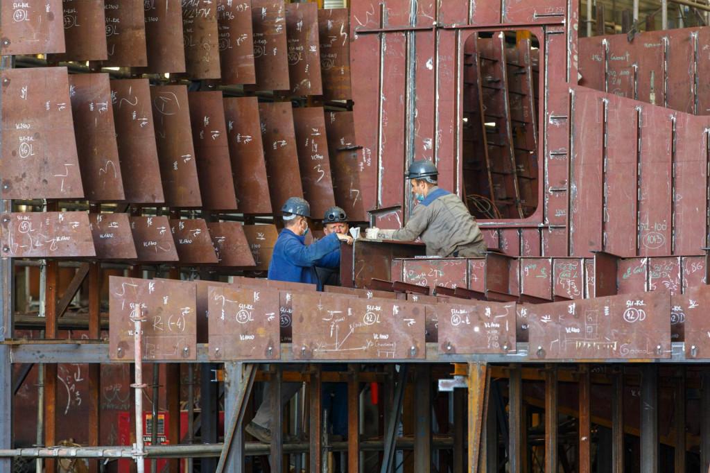 Od preko 2300 radnika, koliko je svakodnevno radilo u Škveru, danas ih radi 1232