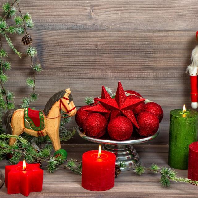 Figurice konjića, jelena, Orašara... dio su obavezne božićne igre