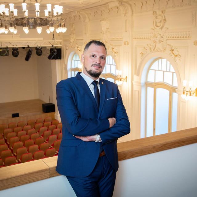 Privremeni ravnatelj Marin Kaporelo: Besplatni koncert za Splićane odgađa se za bolja vremena<br /> Vojko Bašić/CROPIX