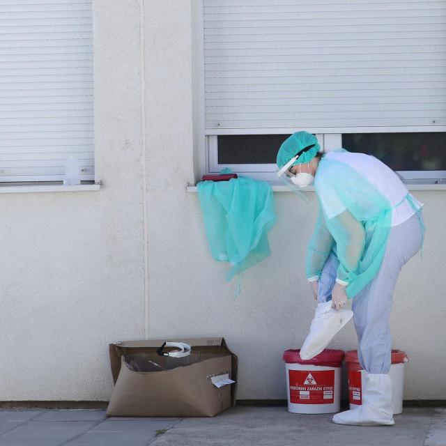 Bolnica Križine