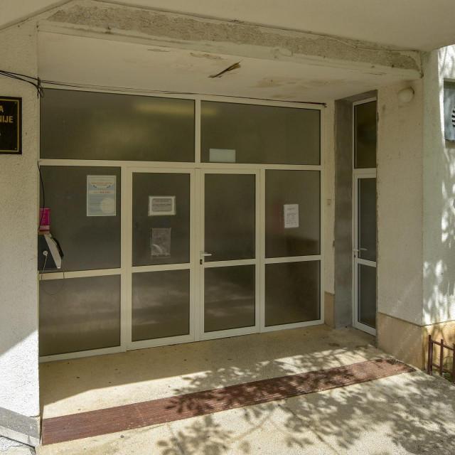 Zgrada Doma zdravlja u Obrovcu<br />