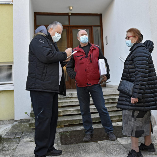 Susjedi pokojnika u razgovoru s našim novinarom