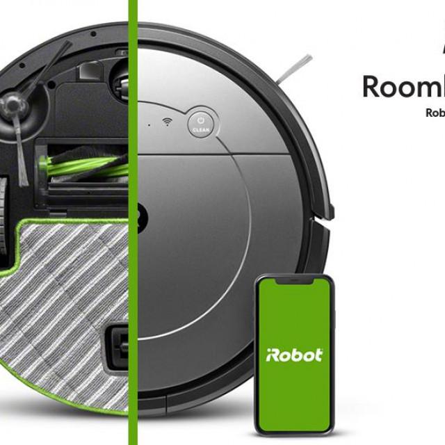 Roomba Combo