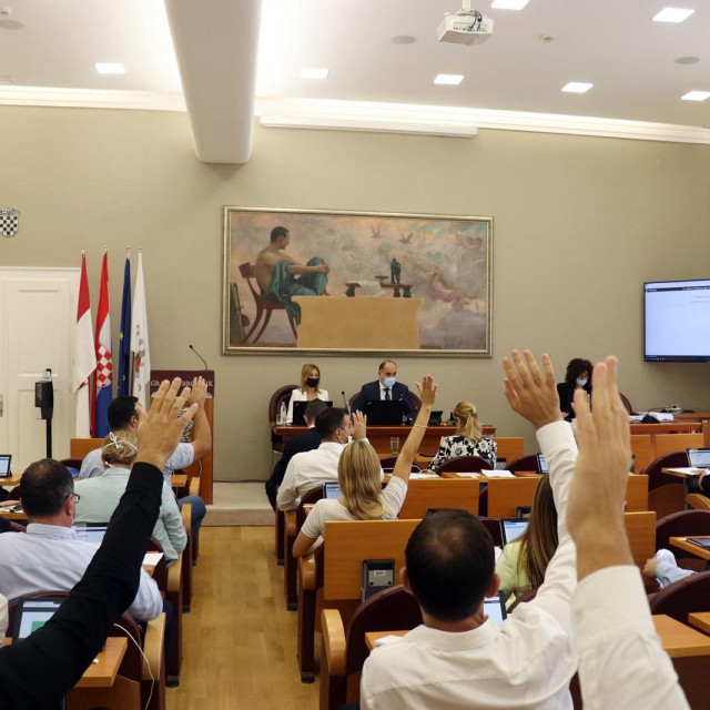 Sjednica Gradskog vijeća Dubrovnika
