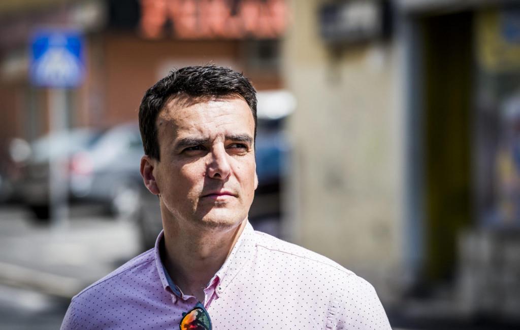 Dogradonačelnik Paško Rakić