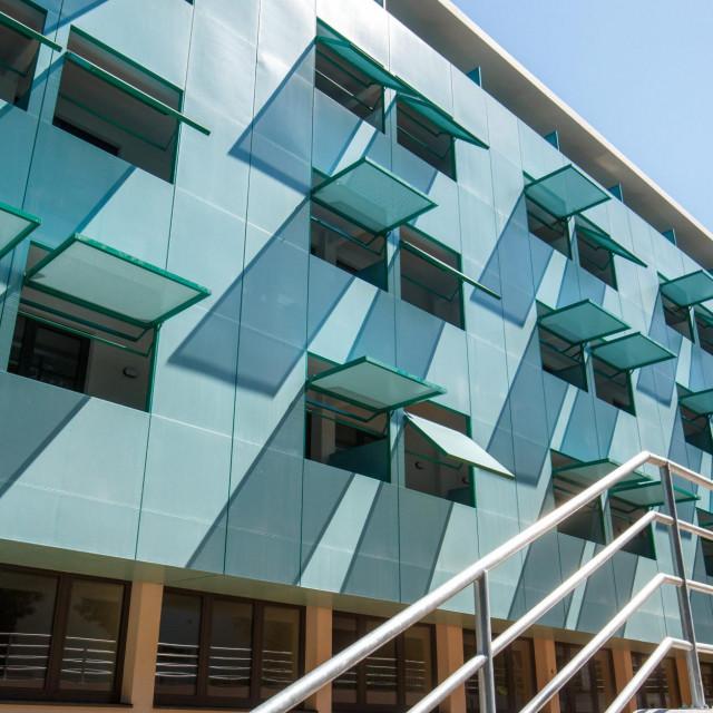 Novouređeni studentski dom Bruno Bušić u Splitu