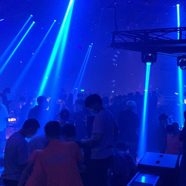 Noćni život u Wuhanu