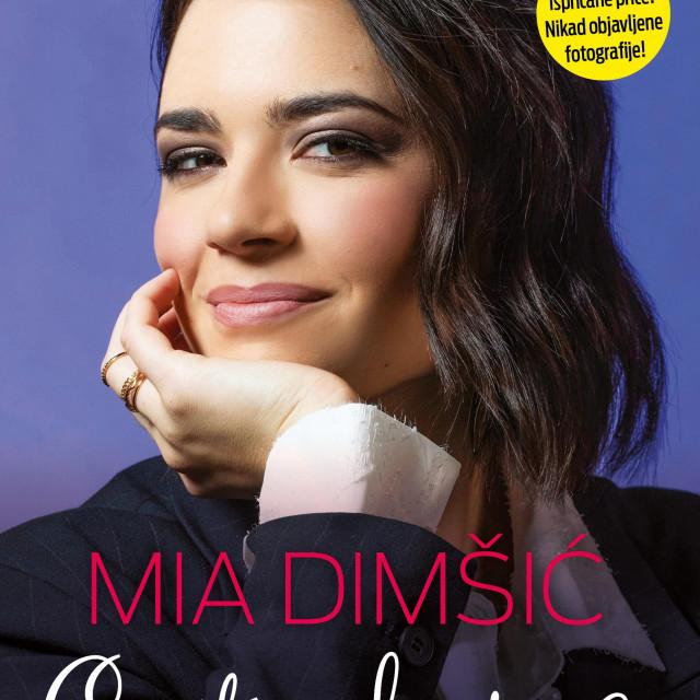 Naslovnica knjige Mije Dimšić