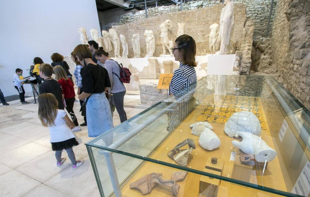 Muzej kod Metkovića u prosjeku godišnje ima 20 tisuća posjetitelja, a izgradnjom Lapidarija taj će se broj sigurno povećati<br />