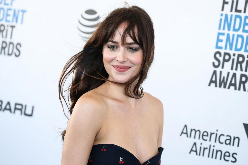 Dakota Johnson na filmskom platnu debitirala je s 10 godina<br /> AFP