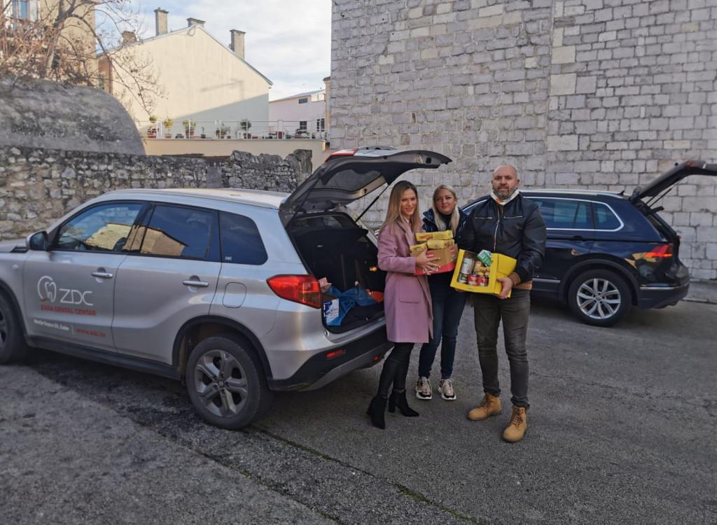 Zadarski novinari napunili Socijalnu samoposlugu Zadar
