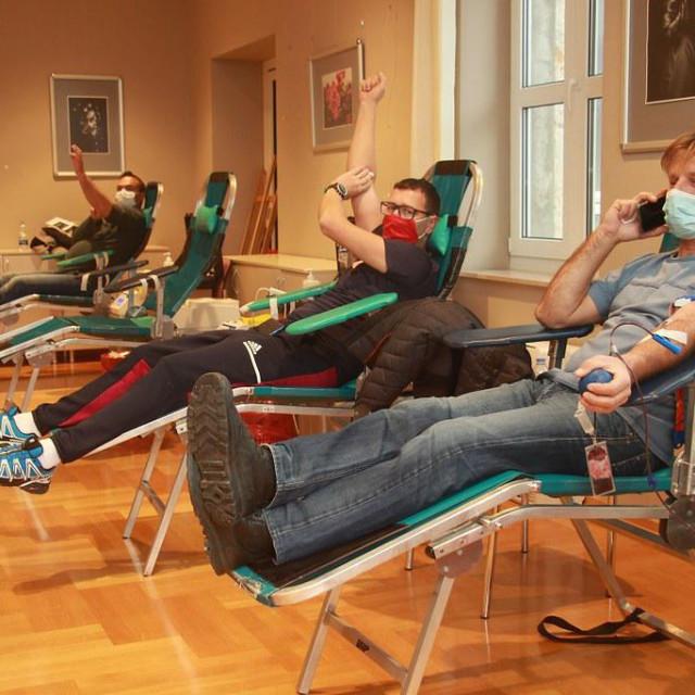 Prosinačka akcija darivanja krvi u Vodicama