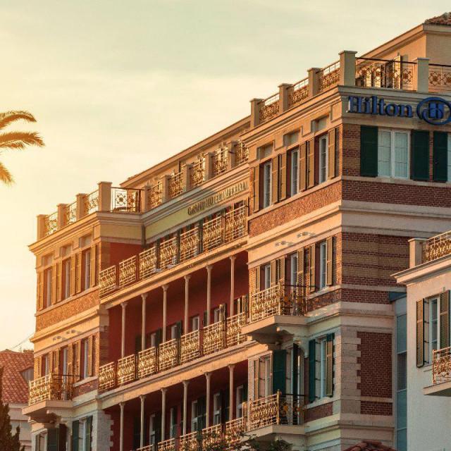 Istaknuta arhitektura poštuje povijest hotela
