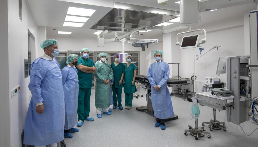 Otvaranje operacijskog bloka Zavoda za traumatologiju i ortopediju