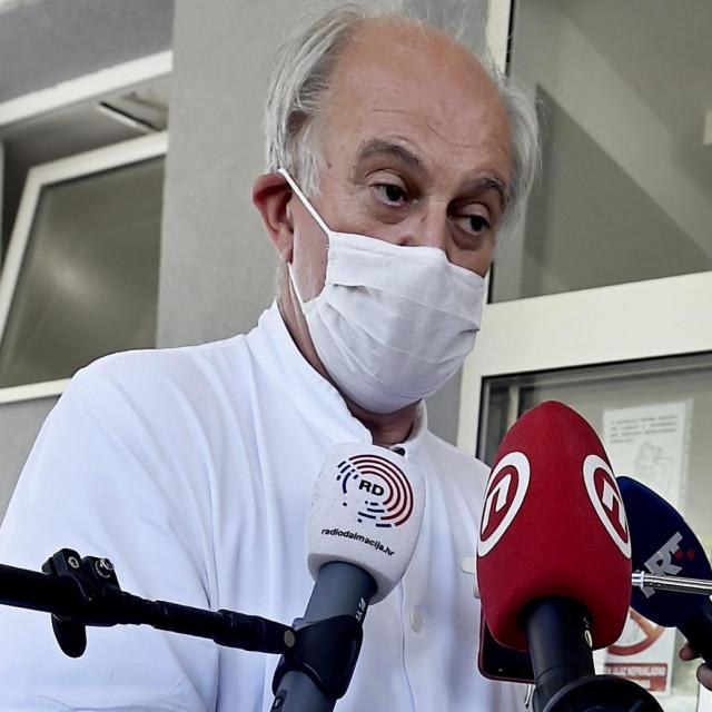 Dr. Ivo Ivić:Veliki broj umrlih bio je poticaj dijelu populacijekoji možda nije imao povjerenja da se počne ponašati na odgovarajući način