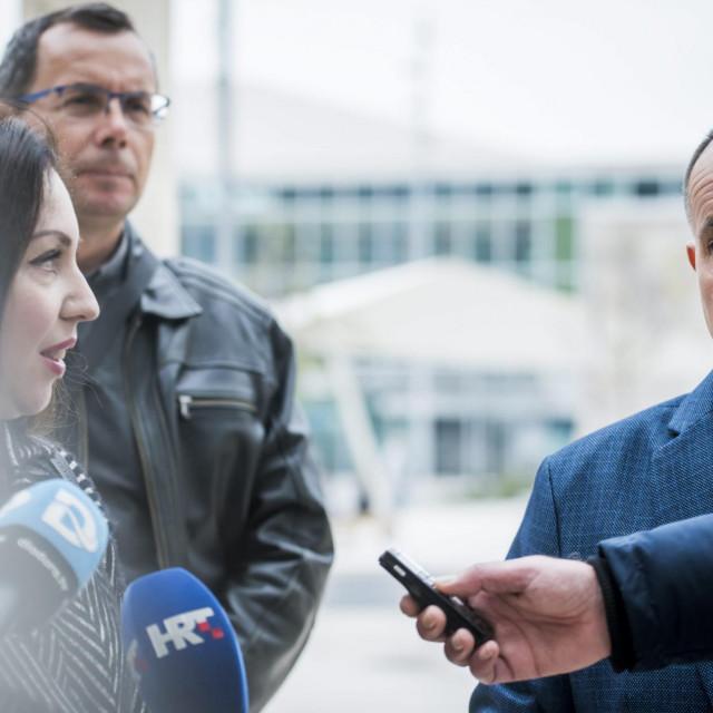 <br /> Nezavisna lista Stipe Petrine održala je press konferenciju, te predstavila novog člana stranke Ivu Glavaša.