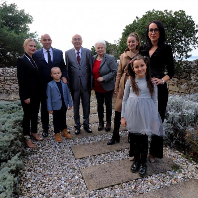 Obitelj Kapović svečano je obilježila 50 godina obiteljskog poslovanja