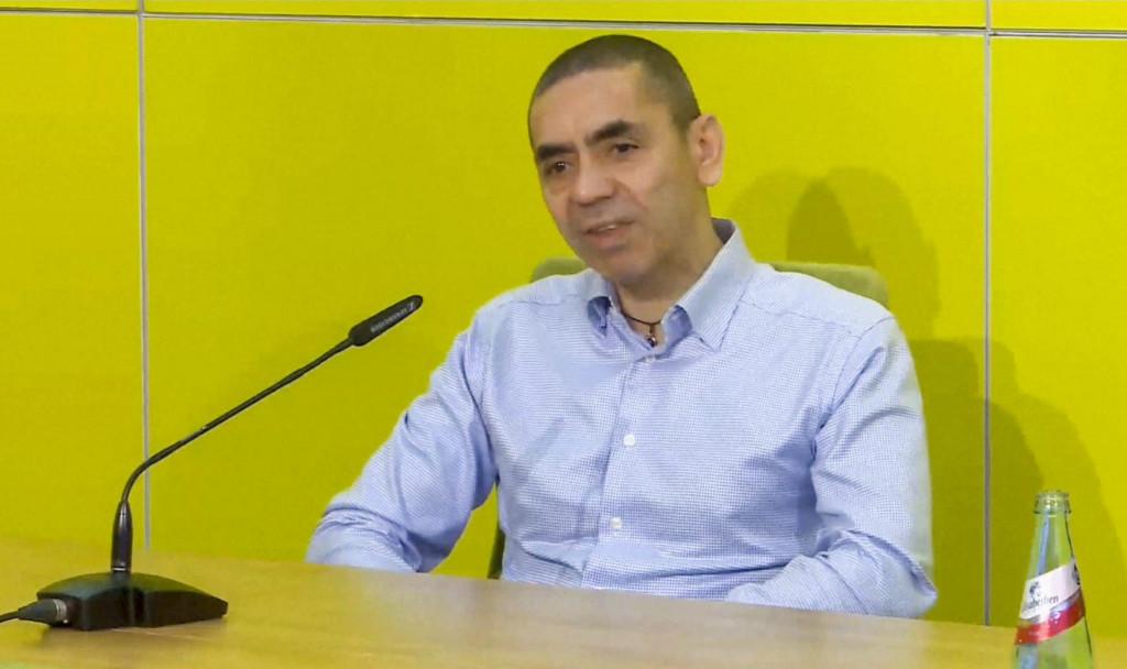 Ugur Sahin, prvi čovjek BioNTecha