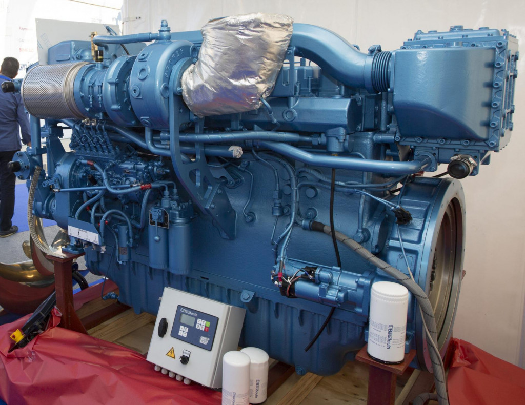 Motori <em>Baudouin </em>sinonim su za trajnost i pouzdanost