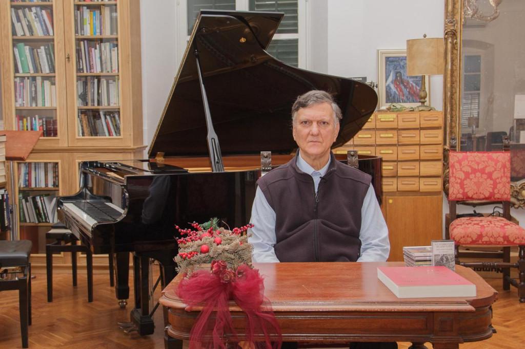 Krešimir Magdić, predavanje o kolendarskim putima