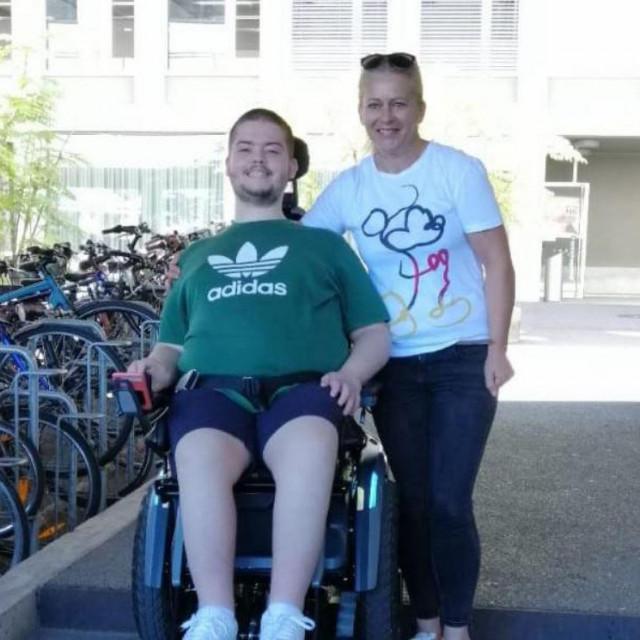 Roko Mihanović s majkom Jasnom:Krenuli smo u malom krugu prijatelja, i kada smo shvatili kako nam još puno fali obratila sam se Slobodnoj...