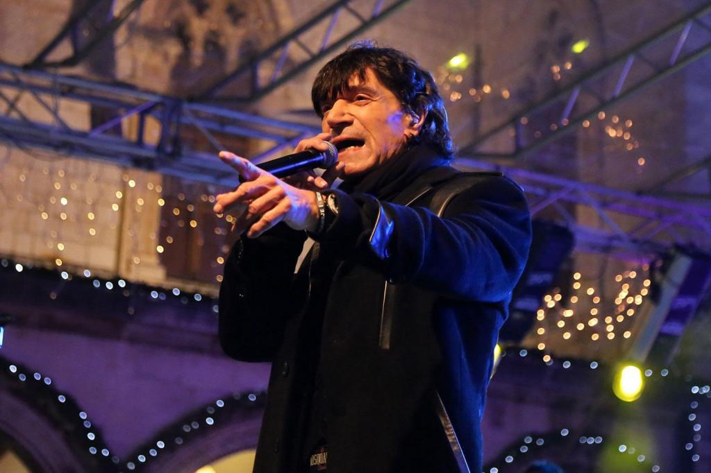 Koncert Jasmina Stavrosa u sklopu Dubrovačkog zimskog festivala