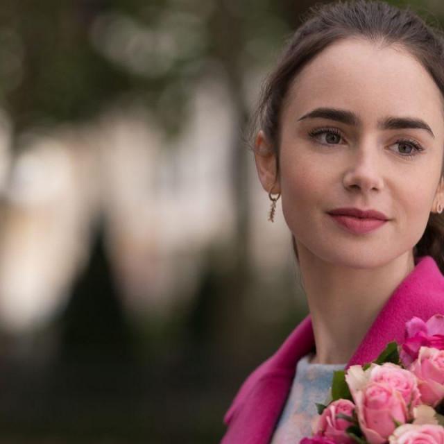 U Netflixovu serijalu 'Emily u Parizu' glumi mlada nada Lily Collins