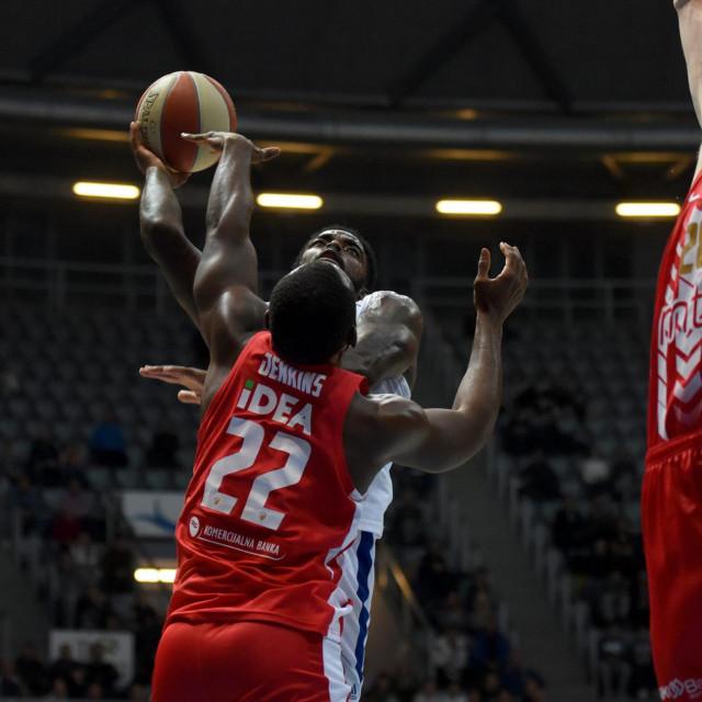 Košarkaši Zvezde prošle sezone u zadarskom Višnjiku