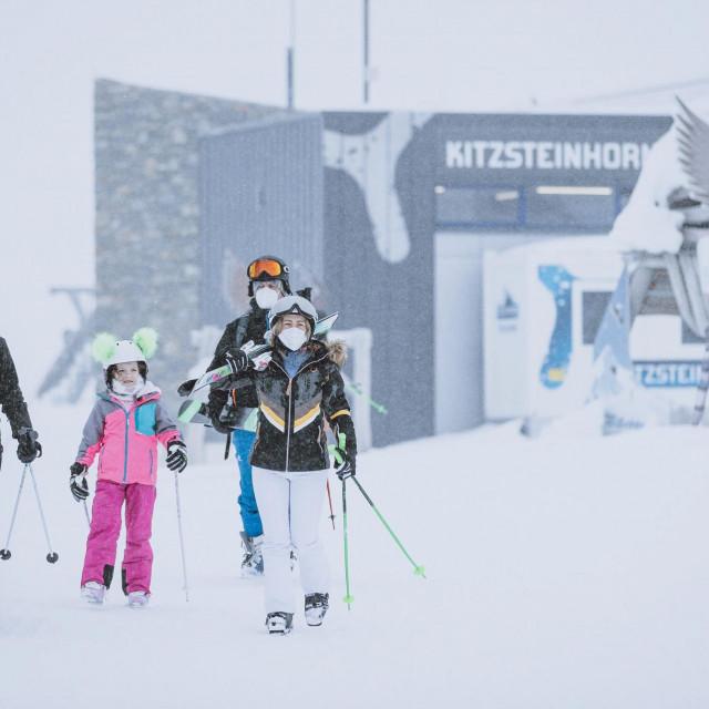 Brojna skijališta u Austriji su otvorena uz poštivanje strogih epidemioloških mjera